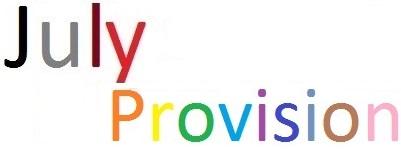 JulyProvision.com e-Store